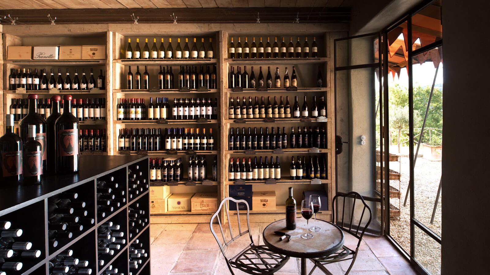The Principe Corsini Wines Available At Our Wine Shop