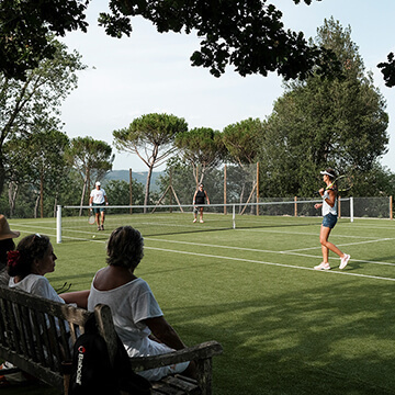 5th Reschio Inter-House Tennis Tournament