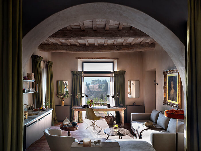 Suites san michele preview